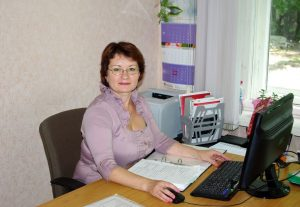 Лисицина Е.Н-гл.бухгалтер