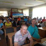 Обучение водителей-международников в г.Псков (июль 2016)